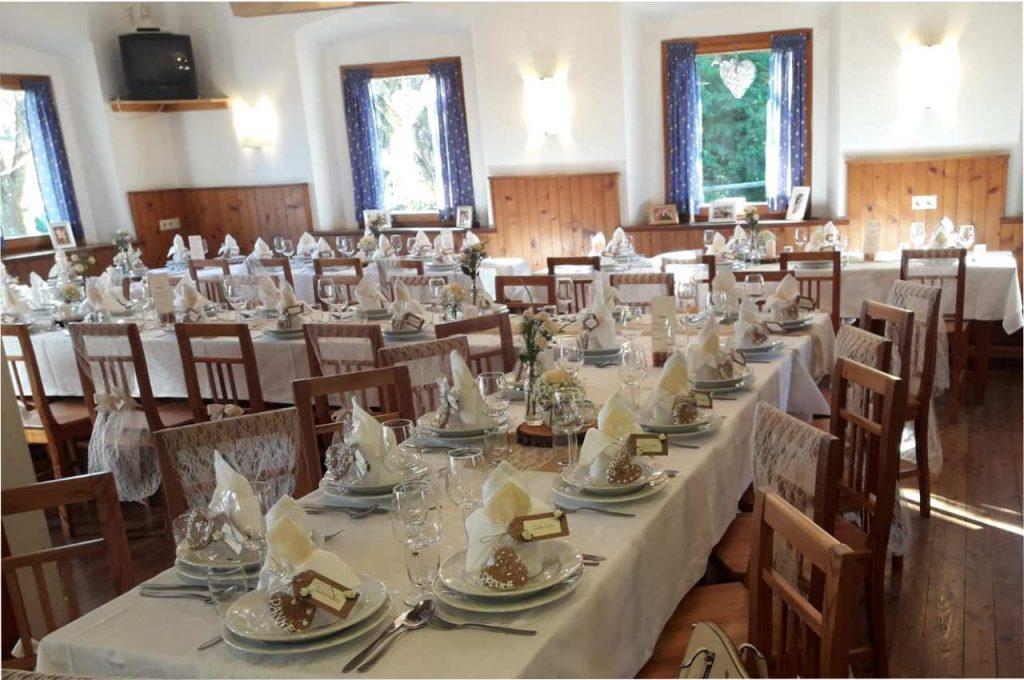 zum Hoechwirt 8045 Graz Weinitzen Hauptsaal Hochzeit